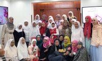 حفل تخريج المهتديات الفلبينيات (2)