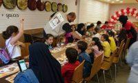 إفطار للأيتام في KFC – بيروت