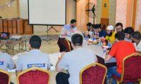 الإفطار الرمضاني السنوي للمنتدى الطلابي في بيروت