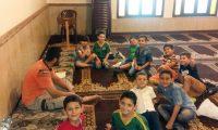 انطلاق دورة فتيان المساجد-3 في طرابلس