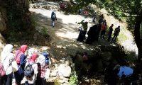 رحلة لطالبات المنتدى الطلابي إلى عكار العتيقة
