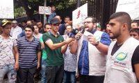 وقفة تضامنية مع المسجد الأقصى في بيروت