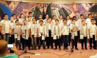الحفل الختامي لدورة (فتيان المساجد) في طرابلس