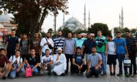 رحلة المنتدى الطلابي إلى تركيا