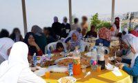 رحلة ترفيهية في المنتدى للتعريف بالإسلام