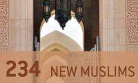 4 نساء يلتحقن بقافلة المهتديات في المنتدى للتعريف بالإسلام