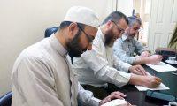 دار القرآن تمنح الطالبة نور الهدي زعتري إجازة بالسند المتصل