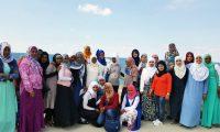 رحلة للمهتديات عبر المنتدى للتعريف بالإسلام