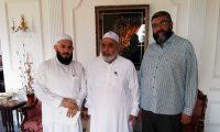 رئيس جمعية الاتحاد الإسلامي في زيارة لسماحة مفتي جبل لبنان