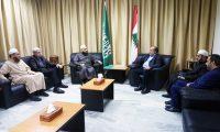 الاتحاد الإسلامي في زيارة الجماعة الإسلامية