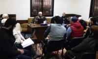 """اللقاء الثاني لمجلس قرّاء الشام: قراءة في كتاب """"التحديد في الإتقان والتجويد"""""""