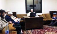 اللقاء الأول لمجلس قرّاء الشام في دار القرآن الكريم