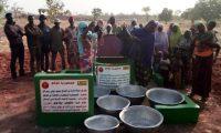 حفر البئر الرابع في توغو، 16 في إفريقيا عبر مؤسسة نماء