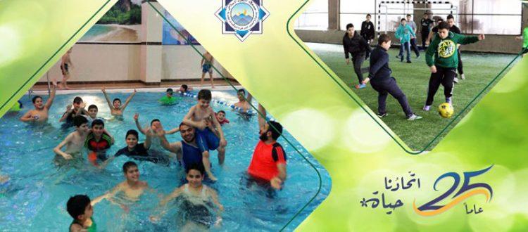 سباحة وكرة قدم.. نشاط ترفيهي لأشبال عالم الفرقان في طرابلس