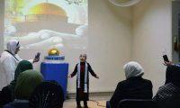 القدس أمانة نبوية وعهدة إسلامية.. نشاط تضامني لمؤسسة نماء في بيروت