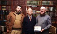 الجمعية في زيارة د. عمر تدمري