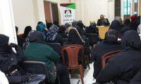 القلق وتداعياته السلبية على حياة الإنسان.. محاضرة لعائلات مؤسسة نماء في طرابلس