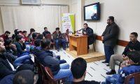 فيديو | فلسطين والقدس.. واقع وتحديات – لقاء شبابي مع القيادي في حركة حماس أ. أسامة حمدان