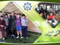 نشاط رياضي ترفيهي لفتيان المساجد في طرابلس