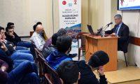 قناديل مقدسية: الإعلام… وجيل التحرير، لقاء شبابي مع الإعلامي د. عمر الجيوسي