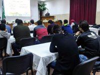 رواد لأجل القدس: القدس.. تهويد ومخاطر، لقاء شبابي مع أ. هشام يعقوب