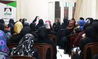 الشهادة في سبيل الله.. محاضرة للعائلات في مؤسسة نماء – طرابلس