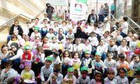 وقل ربِّ زدني علما.. نشاط ترفيهي لأطفال مؤسسة نماء في طرابلس