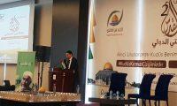 """مشاركة في مؤتمر """"القدس أمانتي"""" الدولي الثاني في اسطنبول – تركيا"""