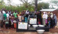 """مؤسسة نماء: حفر بئر """"الزهراء"""" في دولة توغو – إفريقيا"""