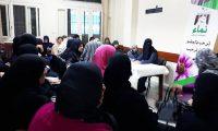 رمضان الوافد الكريم.. محاضرة لعائلات مؤسسة نماء في طرابلس