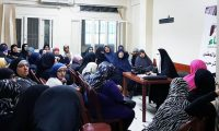 تقوى الله عزّ وجلّ.. محاضرة لعائلات مؤسسة نماء في طرابلس