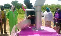 """مؤسسة نماء: حفر بئر """"المنى"""" في دولة توغو – إفريقيا"""