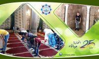 يوم رمضاني مفتوح في مسجد طينال لأبناء مؤسسة نماء في طرابلس