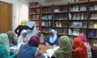 انطلاق دورة (أساسيات الإسلام) للمهتديات في المنتدى للتعريف بالإسلام