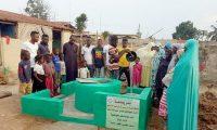 """مؤسسة نماء: حفر بئر """"يسما"""" في دولة غانا – إفريقيا"""