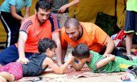 جيل الفرقان: المخيم الصيفي الختامي لدورة (فتيان المساجد) في طرابلس