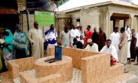 """مؤسسة نماء: حفر بئر """"الهنا"""" في دولة غانا – إفريقيا"""