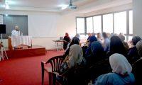 تراجع المسلمين عن دينهم.. اللقاء الثاني للشابّات من لقاءات (بوصلة الحياة) مع الشيخ حسن قاطرجي في بيروت