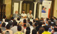 الحياة الطيبة.. محاضرة د. عمر عبد الكافي في مدرسة الحياة الدولية