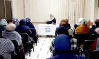 """مع الله.. محاضرة في طرابلس ألقتها الأخت إيمان الأمين ضمن سلسلة لقاءات """"يحبّهم ويحبّونه"""""""