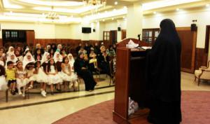 الحفل الختامي لطالبات جيل القرآن في طرابلس-002