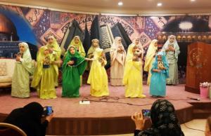 الحفل الختامي لطالبات جيل القرآن في طرابلس-009