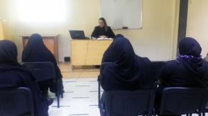 انطلاق درس تفسير سورة الأحزاب في دار القرآن الكريم - طرابلس-001