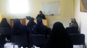 انطلاق درس تفسير سورة الأحزاب في دار القرآن الكريم - طرابلس-002