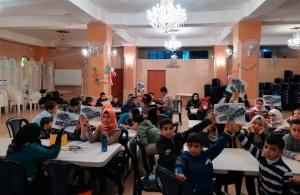 القدس أمانة نبوية وعهدة إسلامية.. نشاط ترفيهي لمؤسسة نماء-003