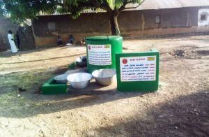 مؤسسة نماء: حفر بئر جديد في توغو-003