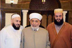 افتتاح مسجد الفرقان برعاية سماحة مفتي جبل لبنان-002