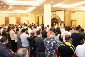 افتتاح مسجد الفرقان برعاية سماحة مفتي جبل لبنان-005