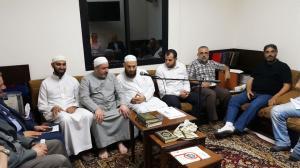 إجازة الأخ محمد جواد بالقراءات العشر