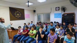 الحفل الختامي لطلاب جيل القرآن في طرابلس-001